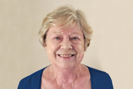 County Councillor Christine Channon